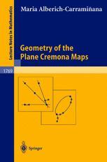 Geometry of the Plane Cremona Maps