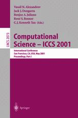 Computational Science — ICCS 2001