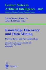 Knowledge Discovery and Data Mining. Current Issues and New Applications