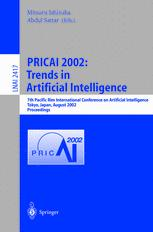 PRICAI 2002: Trends in Artificial Intelligence