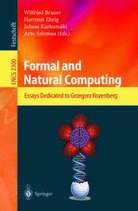 Formal and Natural Computing