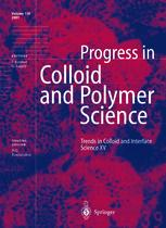 Trends in Colloid and Interface Science XV