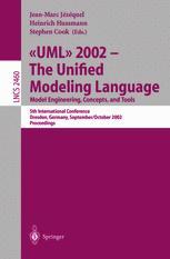 ≪UML≫ 2002 — The Unified Modeling Language