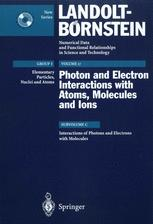 Interactions of Photons and Electrons with Molecules