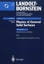 Adsorbed Layers on Surfaces