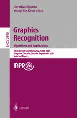 Graphics Recognition Algorithms and Applications