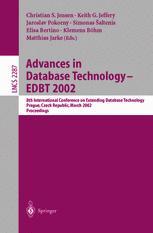 Advances in Database Technology — EDBT 2002