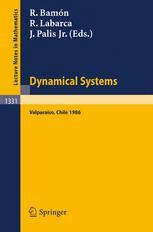 Dynamical Systems Valparaiso 1986