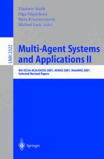 Multi-Agent Systems and Applications II