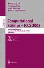Computational Science — ICCS 2002