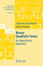 Binary Quadratic Forms