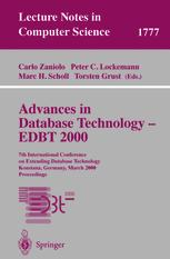 Advances in Database Technology — EDBT 2000