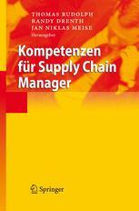 Kompetenzen für Supply Chain Manager