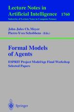 Formal Models of Agents