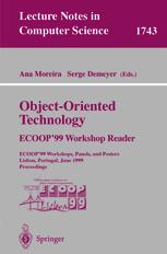 Object-Oriented Technology ECOOP'99 Workshop Reader