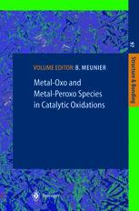 Metal-Oxo and Metal-Peroxo Species in Catalytic Oxidations