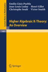 Higher Algebraic K-Theory: an overview