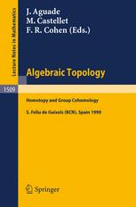 Algebraic Topology Homotopy and Group Cohomology