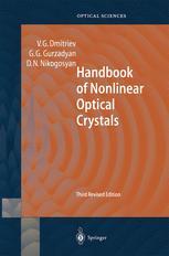 Handbook of Nonlinear Optical Crystals