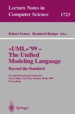 «UML»'99 — The Unified Modeling Language