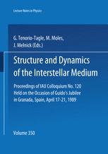 Structure and Dynamics of the Interstellar medium