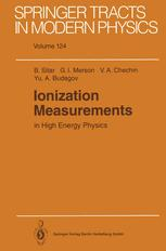 Ionization Measurements in High Energy Physics