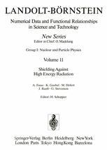Shielding Against High Energy Radiation