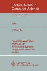 Automatic Verification Methods for Finite State Systems