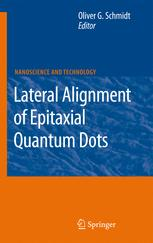 Lateral Aligment of Epitaxial Quantum Dots