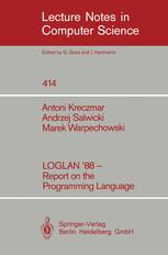 LOGLAN '88 — Report on the Programming Language