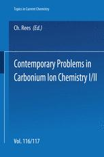 Contemporary Problems in Carbonium Ion Chemistry I/II