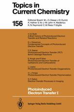 Photoinduced Electron Transfer I