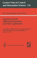 Stochastic Partial Differential Equations and Their Applications