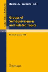 Groups of Self-Equivalences and Related Topics