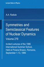 Symmetries and Semiclassical Features of Nuclear Dynamics