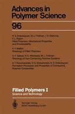 Filled Polymers I Science and Technology