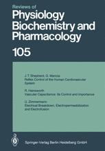 Reviews of Physiology, Biochemistry and Pharmacology, Volume 105