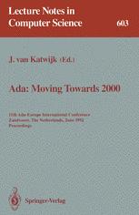 Ada: Moving Towards 2000
