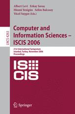 Computer and Information Sciences – ISCIS 2006