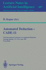 Automated Deduction—CADE-11