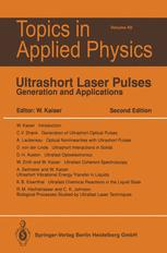 Ultrashort Laser Pulses