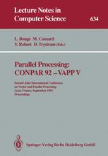 Parallel Processing: CONPAR 92—VAPP V