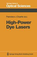 High-Power Dye Lasers