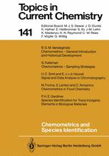 Chemometrics and Species Identification
