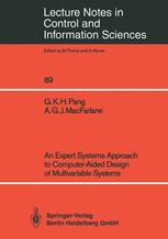An Expert Systems Approach to Computer-Aided Design of Multivariable Systems
