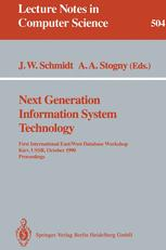 Next Generation Information System Technology