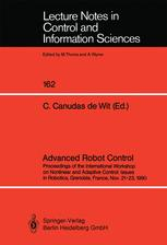 Advanced Robot Control