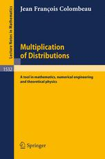 Multiplication of Distributions