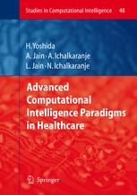 Advanced Computational Intelligence Paradigms in Healthcare – 1