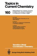 Transition Metall Coordination Chemistry